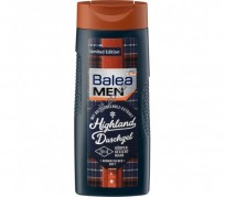 dušas želeja Balea Men 3 in 1 Highland, 300 ml,42970