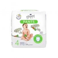 Bella Happy Pants Maxi biksītes 4 izm. (8-14kg) 24gab.