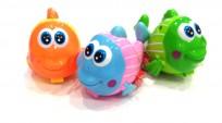 Mehaniska bērnu rotaļlietas Zivs (93799)
