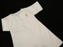 Bērnu krekls krīstībam ar izšuvumu k10