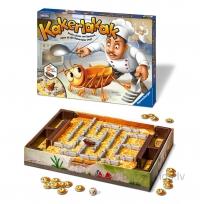 Galda spēles ravensburger (Kakerlakak)+ HEX Bug nano