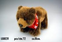 Mīksta rotaļlieta Lācis 61182R