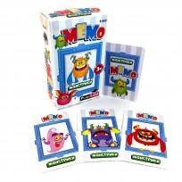 Galda spēle  Memo Monstriki R-503