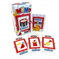 Galda spēle 3+  Memo Rotaļetas R-502