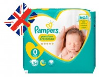 Pampers Premium Protection New Baby MICRO autiņbiksītes