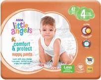 Little Angels First Pants 4 (8-15kg) 42gb (biksītes) 66783