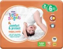 Little Angels First Pants 6 ( 16+kg) 34 gb. ( biksītes ) 66806