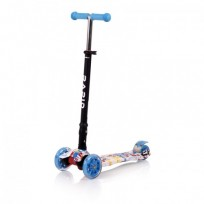 Skrejritenis  Lorelli Scooter Rapid, tracery (50kg.MAX)