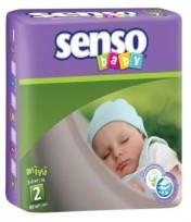 Senso Baby Autibiksītes izm. 2 (3-6kg) 80gb.
