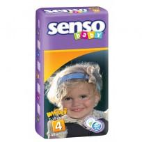 Senso Baby Autibiksītes 4 (7-18kg) 40gb.