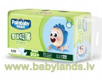 Autiņbiksītes Palmbaby Premium L 9-14kg 52 gab.