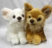 Suns Čhihuahua 17 cm mīkstā rotaļlieta 18406