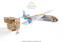 Lidmašīnas starteris UGEARS (70075)