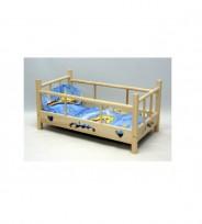 Leļļu gultiņa WZOREK , 4255 Malimas
